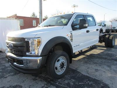 2019 F-550 Crew Cab DRW 4x4,  Cab Chassis #4896 - photo 20