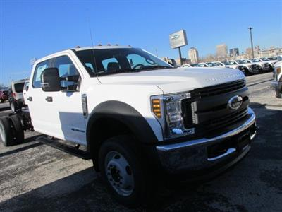2019 F-550 Crew Cab DRW 4x4,  Cab Chassis #4896 - photo 4