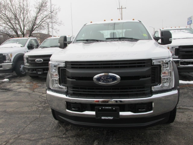 2019 F-550 Crew Cab DRW 4x4,  Cab Chassis #4898 - photo 3