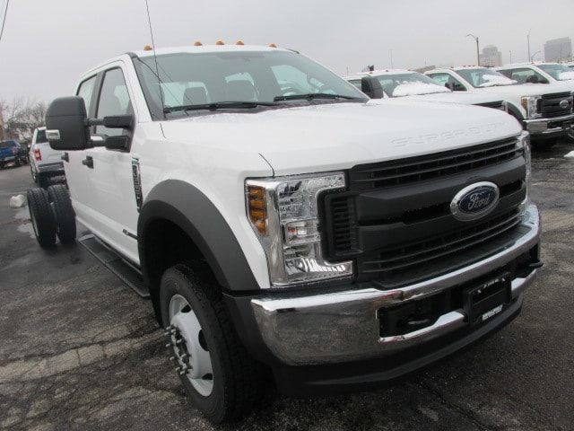 2019 F-550 Crew Cab DRW 4x4,  Cab Chassis #4898 - photo 4
