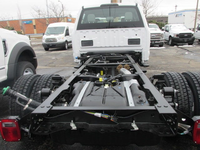 2019 F-550 Crew Cab DRW 4x4,  Cab Chassis #4898 - photo 7