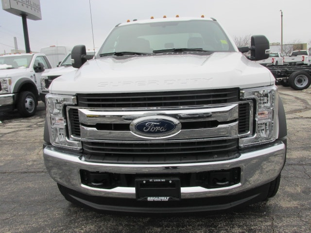 2019 F-550 Super Cab DRW 4x4,  Cab Chassis #4899 - photo 2