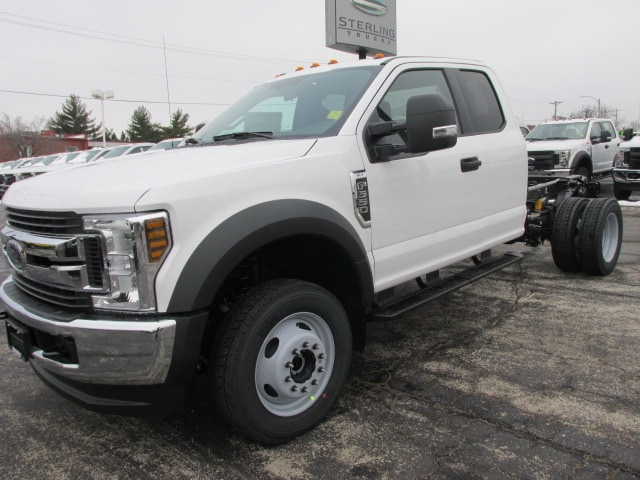 2019 F-550 Super Cab DRW 4x4,  Cab Chassis #4899 - photo 21