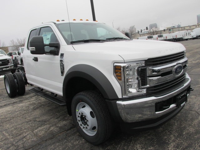 2019 F-550 Super Cab DRW 4x4,  Cab Chassis #4899 - photo 3