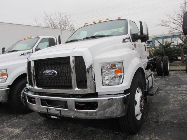 2019 F-650 Regular Cab DRW 4x2,  Cab Chassis #5019 - photo 3