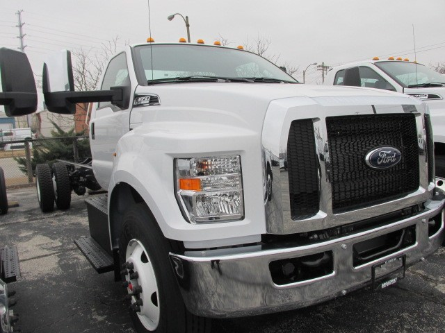 2019 F-650 Regular Cab DRW 4x2,  Cab Chassis #5019 - photo 5