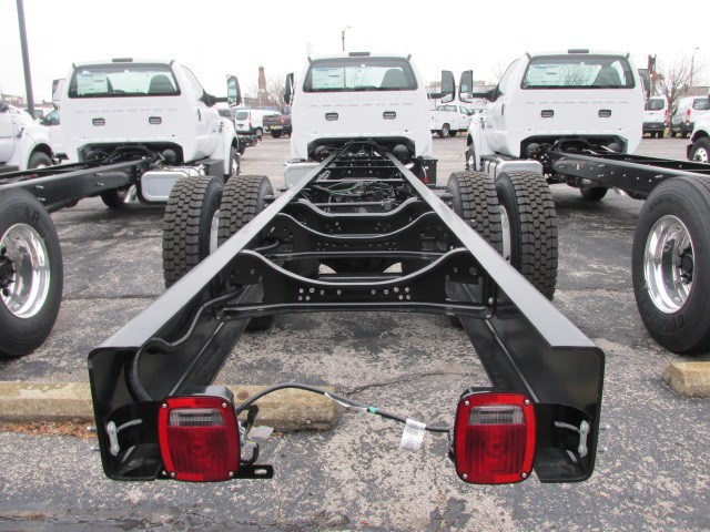 2019 F-650 Regular Cab DRW 4x2,  Cab Chassis #5019 - photo 2