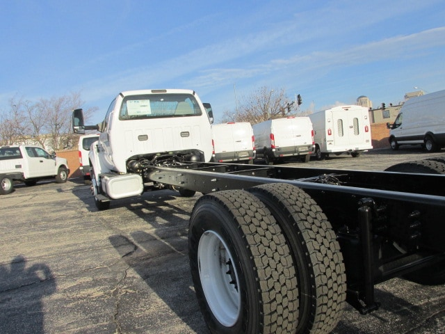 2019 F-750 Regular Cab DRW 4x2,  Cab Chassis #5021 - photo 2