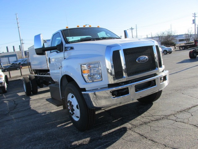 2019 F-750 Regular Cab DRW 4x2,  Cab Chassis #5022 - photo 4