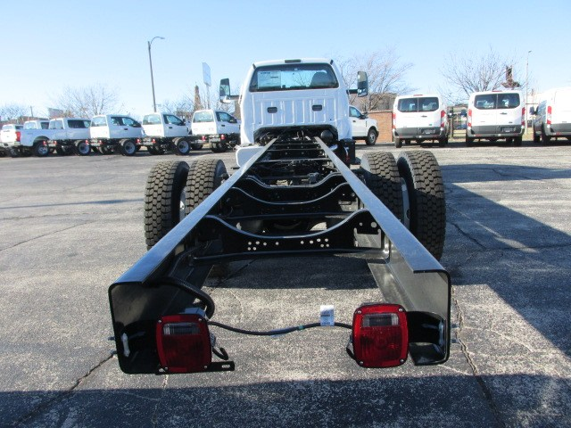 2019 F-750 Regular Cab DRW 4x2,  Cab Chassis #5022 - photo 2