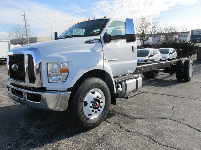 2019 F-650 Regular Cab DRW 4x2,  Cab Chassis #5023 - photo 19