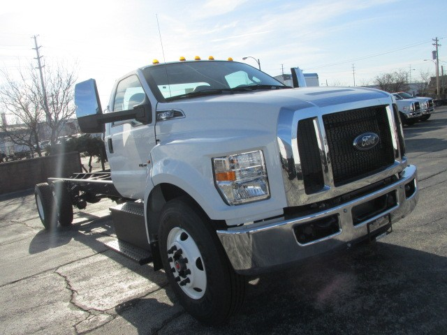 2019 F-650 Regular Cab DRW 4x2,  Cab Chassis #5023 - photo 4