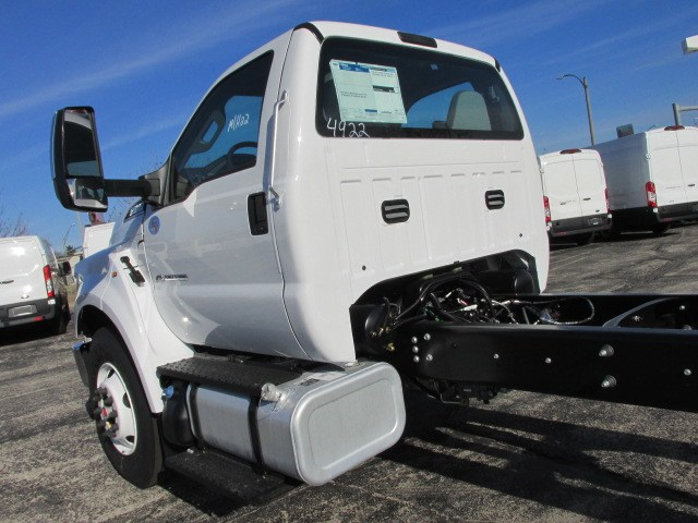 2019 F-650 Regular Cab DRW 4x2,  Cab Chassis #5023 - photo 7
