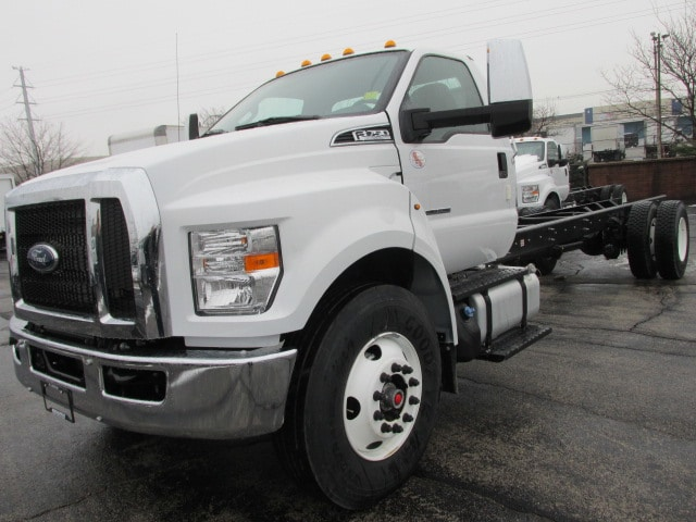 2019 F-750 Regular Cab DRW 4x2,  Cab Chassis #5030 - photo 19