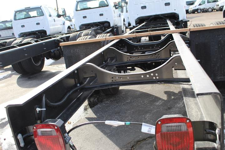 2021 Ford F-650 Super Cab DRW 4x2, Cab Chassis #5281 - photo 1