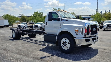2017 F-650 Regular Cab, Cab Chassis #5862 - photo 3