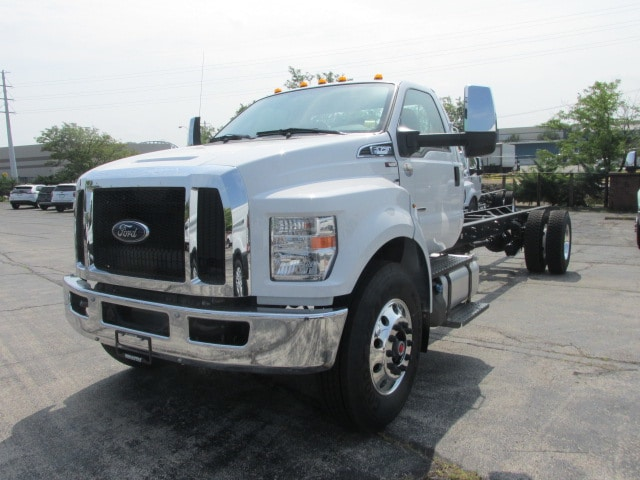 2018 F-750 Regular Cab DRW 4x2,  Cab Chassis #5968 - photo 14