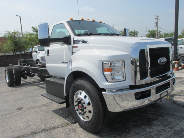 2018 F-750 Regular Cab DRW 4x2,  Cab Chassis #5969 - photo 18