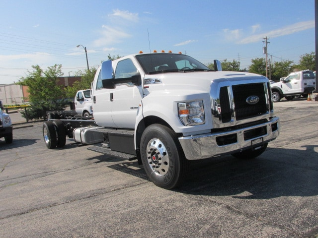2018 F-650 Crew Cab DRW 4x2,  Cab Chassis #5981 - photo 4