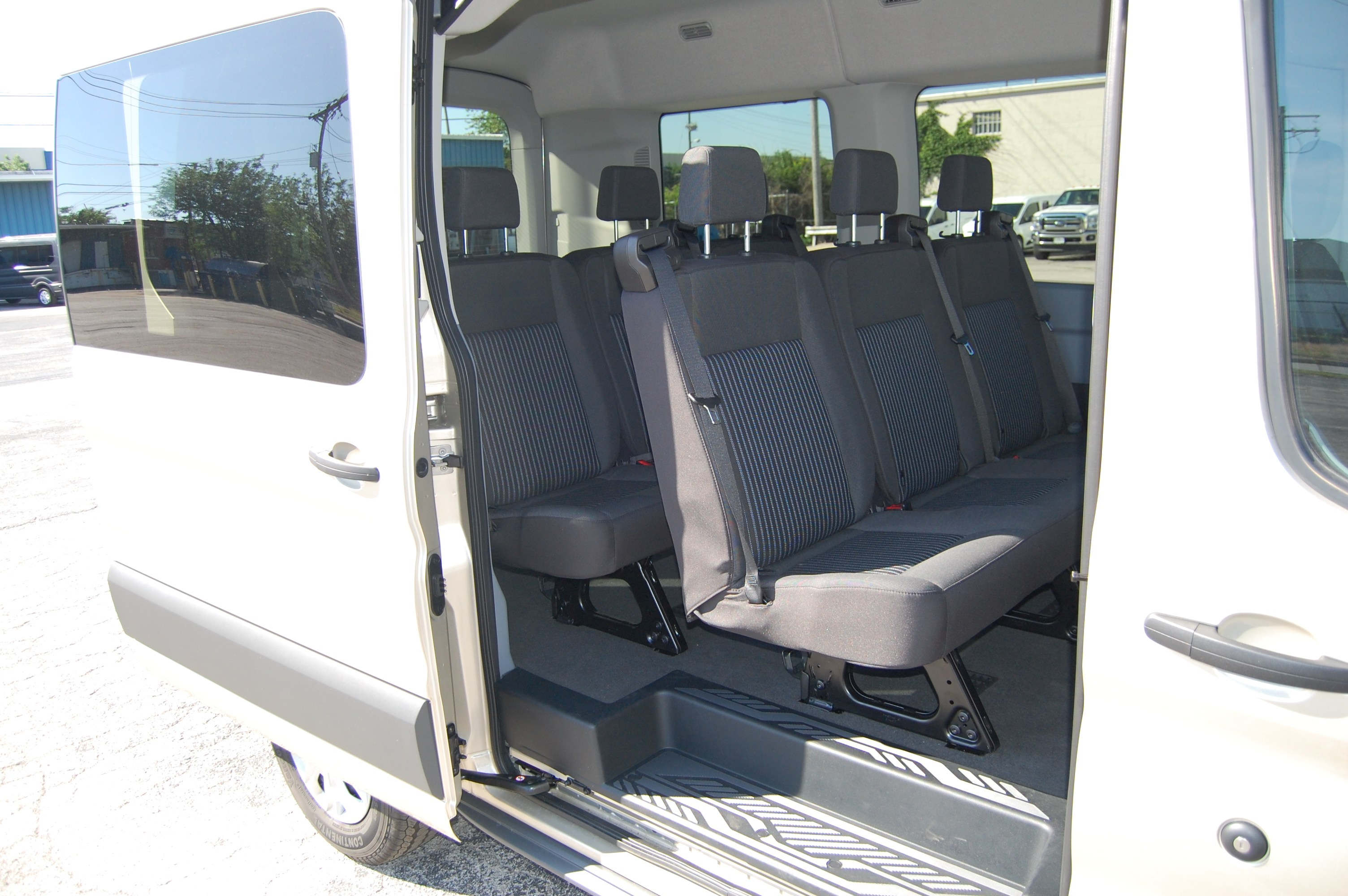 2018 Transit 150 Med Roof,  Passenger Wagon #B205 - photo 5