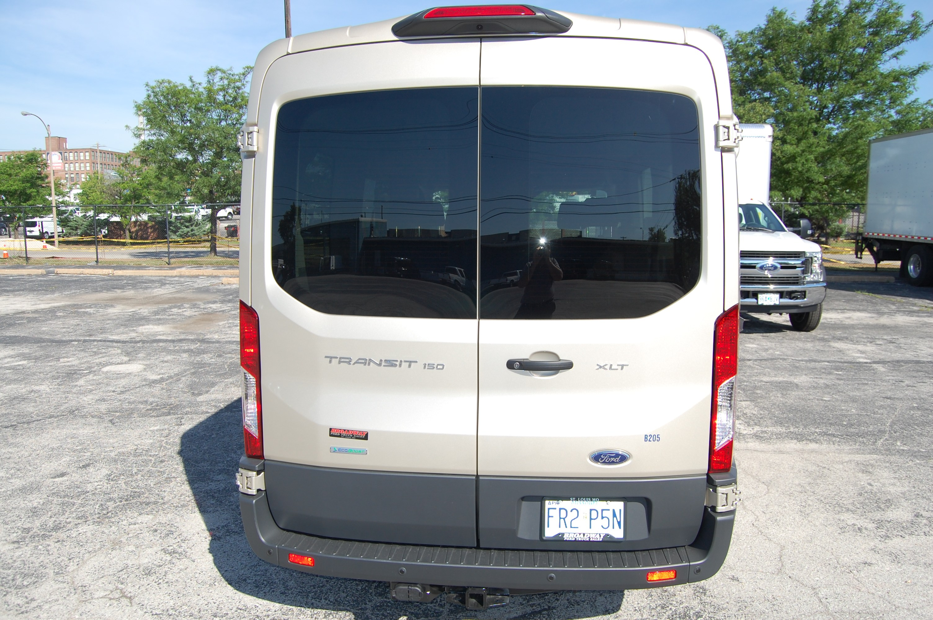 2018 Transit 150 Med Roof,  Passenger Wagon #B205 - photo 2