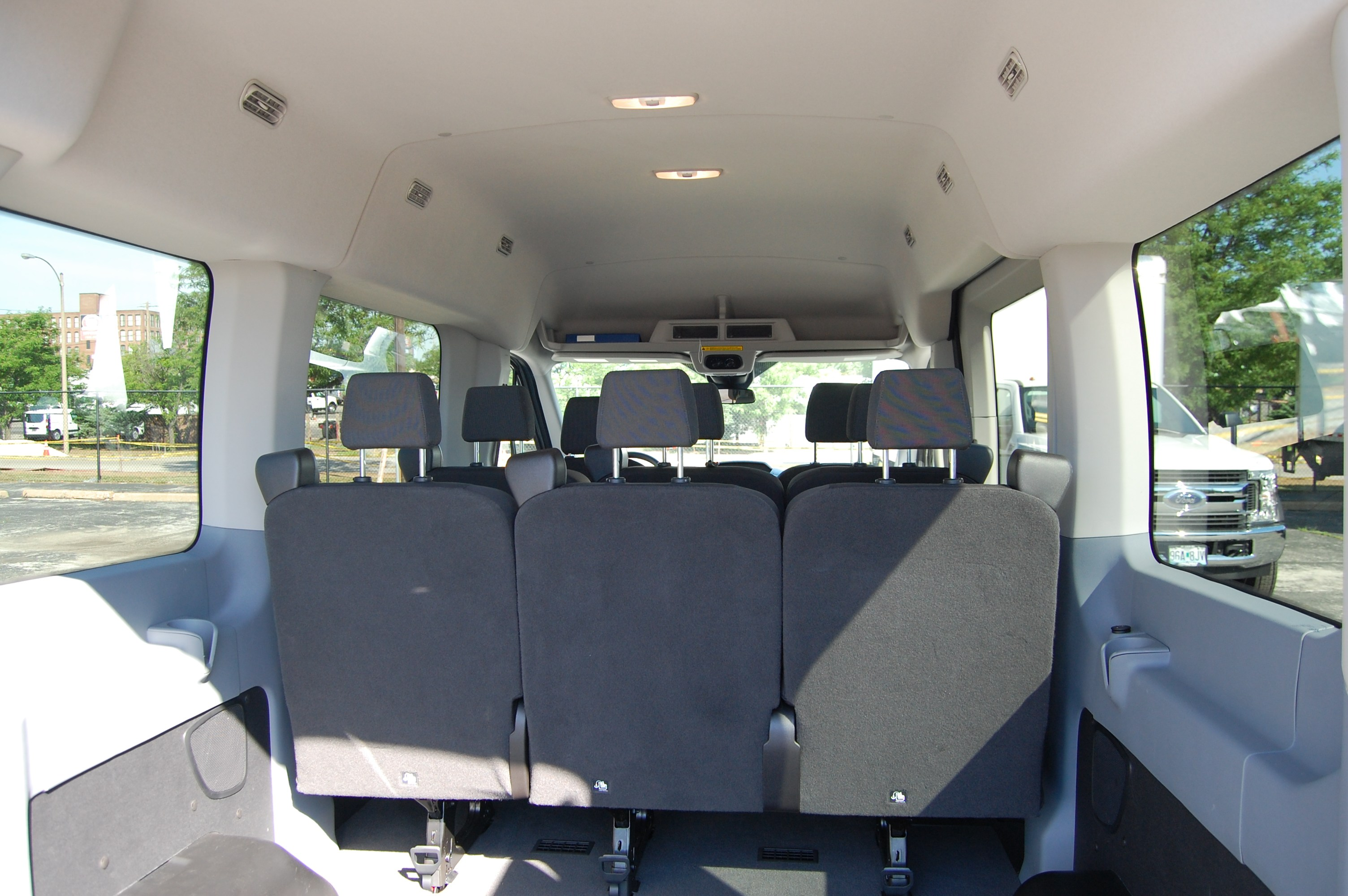 2018 Transit 150 Med Roof,  Passenger Wagon #B205 - photo 8