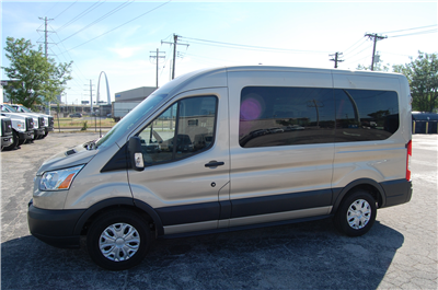 2018 Transit 150 Med Roof,  Passenger Wagon #B205 - photo 1