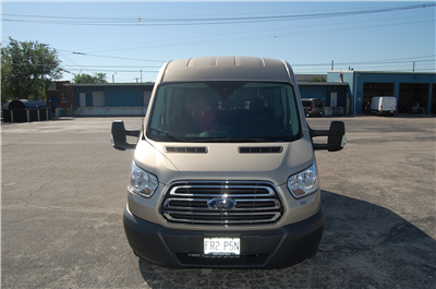 2018 Transit 150 Med Roof,  Passenger Wagon #B205 - photo 3