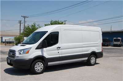 2017 Transit 250 Med Roof 4x2,  Empty Cargo Van #B426 - photo 1