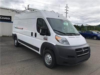 2018 ProMaster 2500 High Roof FWD,  Adrian Steel General Service Upfitted Cargo Van #W8047 - photo 1
