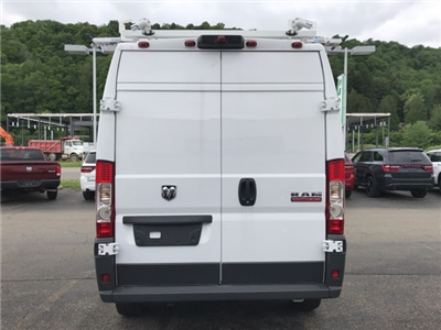 2018 ProMaster 2500 High Roof FWD,  Adrian Steel General Service Upfitted Cargo Van #W8047 - photo 9