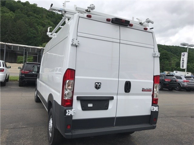 2018 ProMaster 2500 High Roof FWD,  Adrian Steel General Service Upfitted Cargo Van #W8047 - photo 10