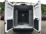 2018 ProMaster 2500 High Roof FWD,  Adrian Steel General Service Upfitted Cargo Van #W8047 - photo 7