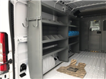 2018 ProMaster 2500 High Roof FWD,  Adrian Steel General Service Upfitted Cargo Van #W8047 - photo 11