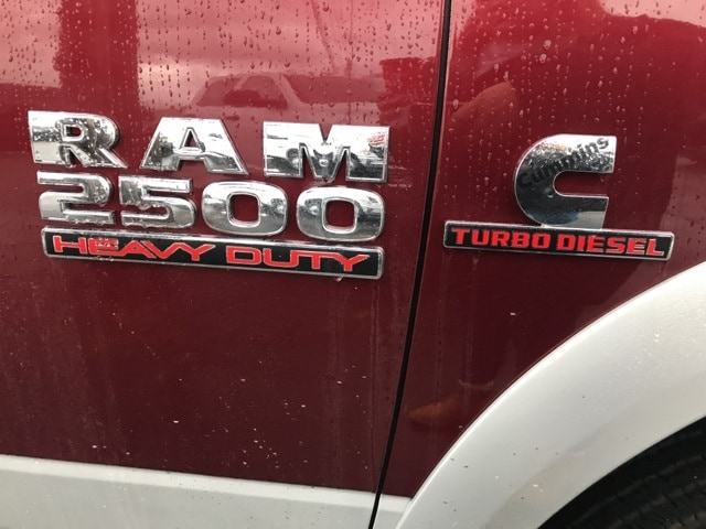 2018 Ram 2500 Crew Cab 4x4,  Pickup #W8504 - photo 5