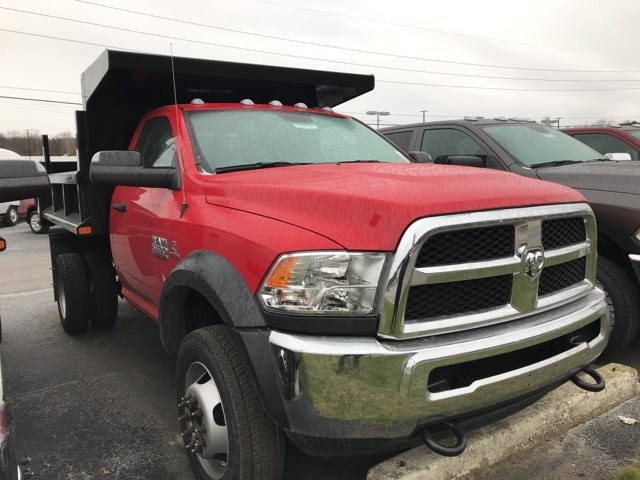 2018 Ram 5500 Regular Cab DRW 4x4,  Dump Body #W8519 - photo 1