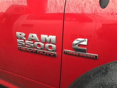 2018 Ram 5500 Regular Cab DRW 4x4, Air-Flo Pro-Class Dump Body #W8519 - photo 5