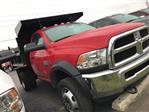 2018 Ram 5500 Regular Cab DRW 4x4, Air-Flo Pro-Class Dump Body #W8519 - photo 4
