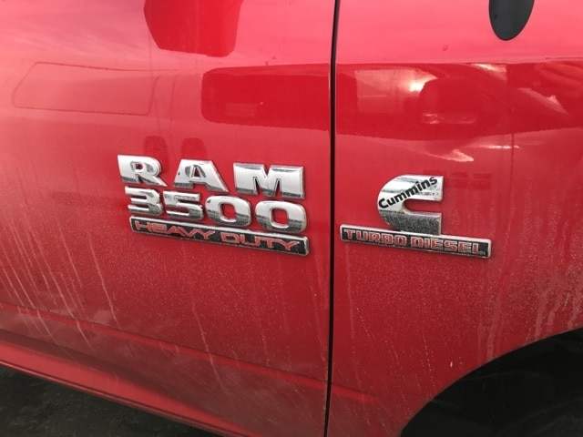 2018 Ram 3500 Regular Cab DRW 4x4,  Knapheide Platform Body #W8527 - photo 5