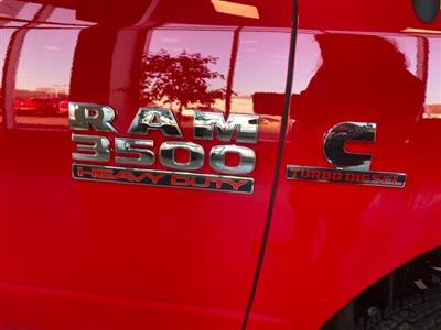 2018 Ram 3500 Regular Cab DRW 4x4, Knapheide PGNB Gooseneck Platform Body #W8527 - photo 8