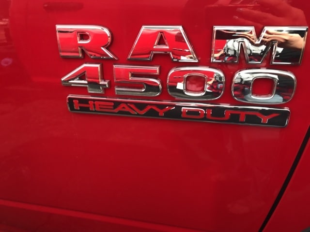 2018 Ram 4500 Regular Cab DRW 4x4,  Cab Chassis #W8534 - photo 7