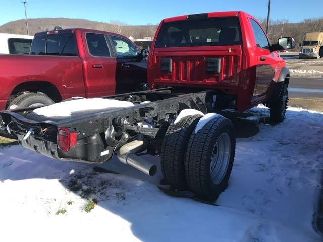 2018 Ram 4500 Regular Cab DRW 4x4,  Cab Chassis #W8534 - photo 1