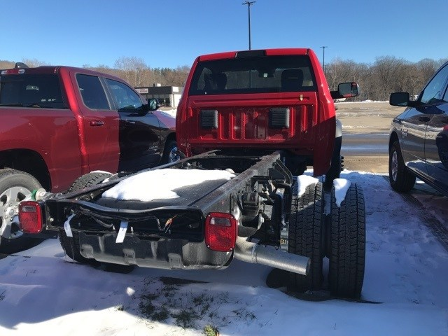 2018 Ram 4500 Regular Cab DRW 4x4,  Cab Chassis #W8534 - photo 5