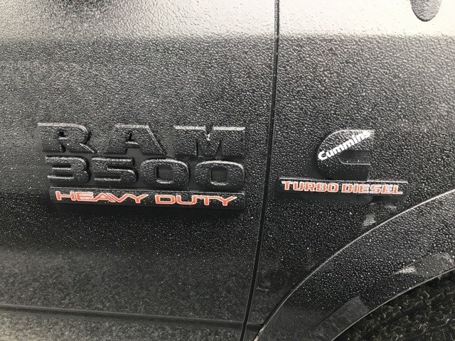 2018 Ram 3500 Crew Cab 4x4,  Pickup #W8537 - photo 5