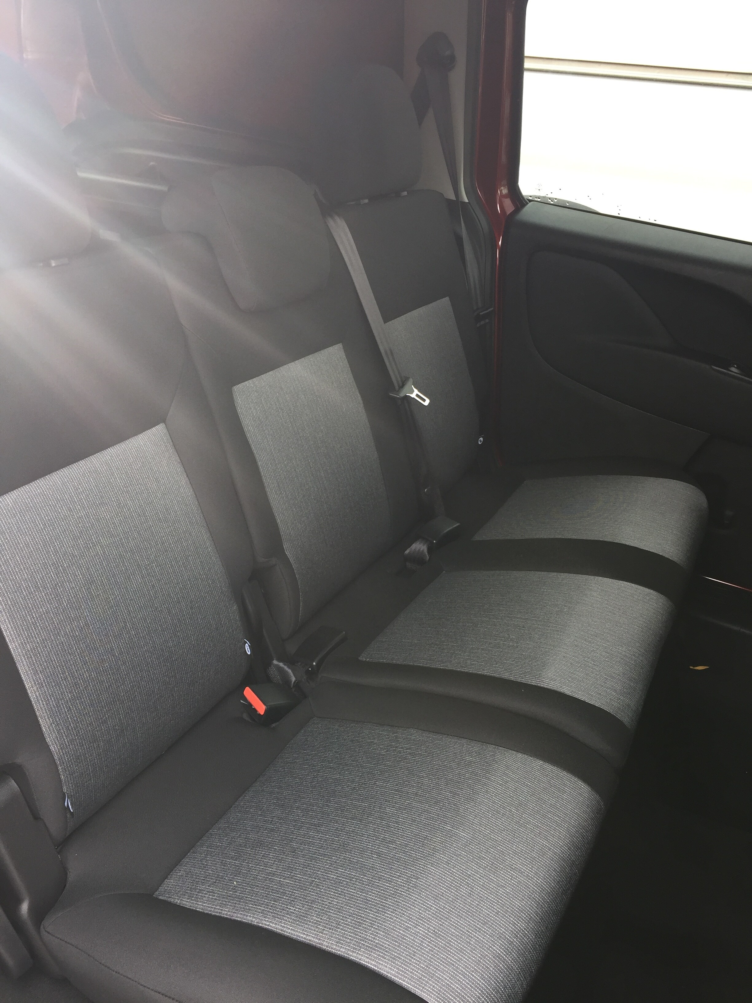2019 ProMaster City FWD, Passenger Wagon #W9181 - photo 7