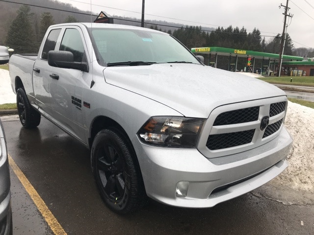 2019 Ram 1500 Quad Cab 4x4,  Pickup #W9199 - photo 4