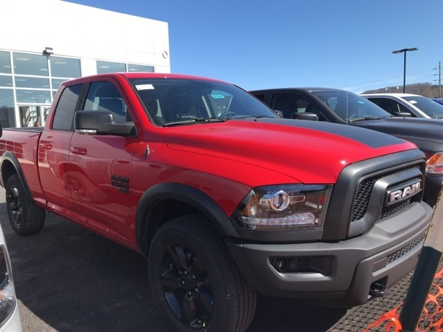 2019 Ram 1500 Quad Cab 4x4,  Pickup #W9248 - photo 1