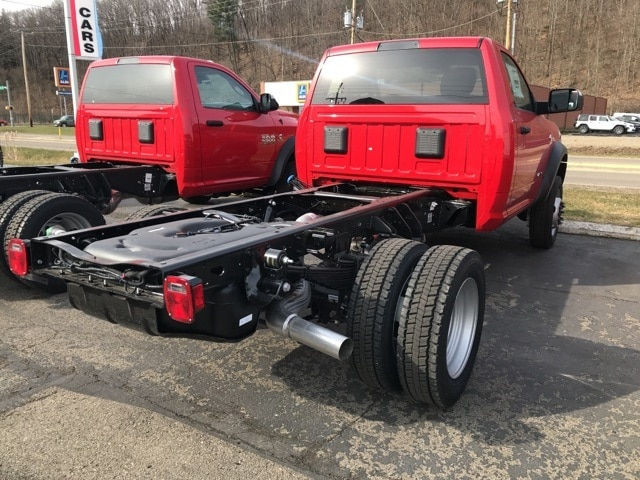2019 Ram 5500 Regular Cab DRW 4x4,  Cab Chassis #W9260 - photo 2