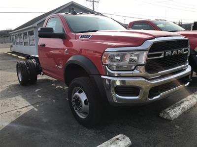 2019 Ram 5500 Regular Cab DRW 4x4,  Cab Chassis #W9260 - photo 4