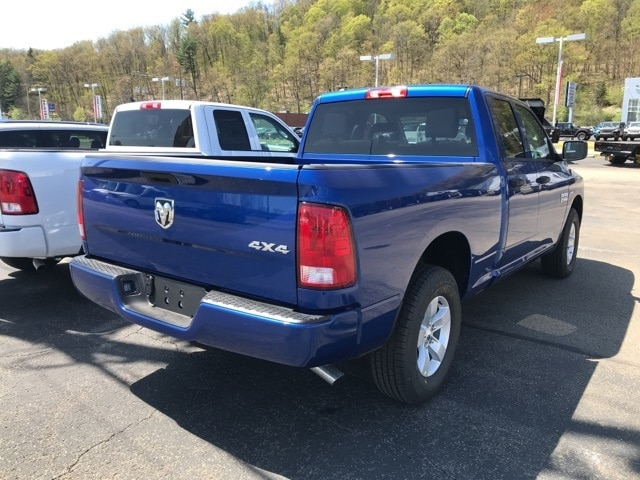 2019 Ram 1500 Quad Cab 4x4,  Pickup #W9320 - photo 1